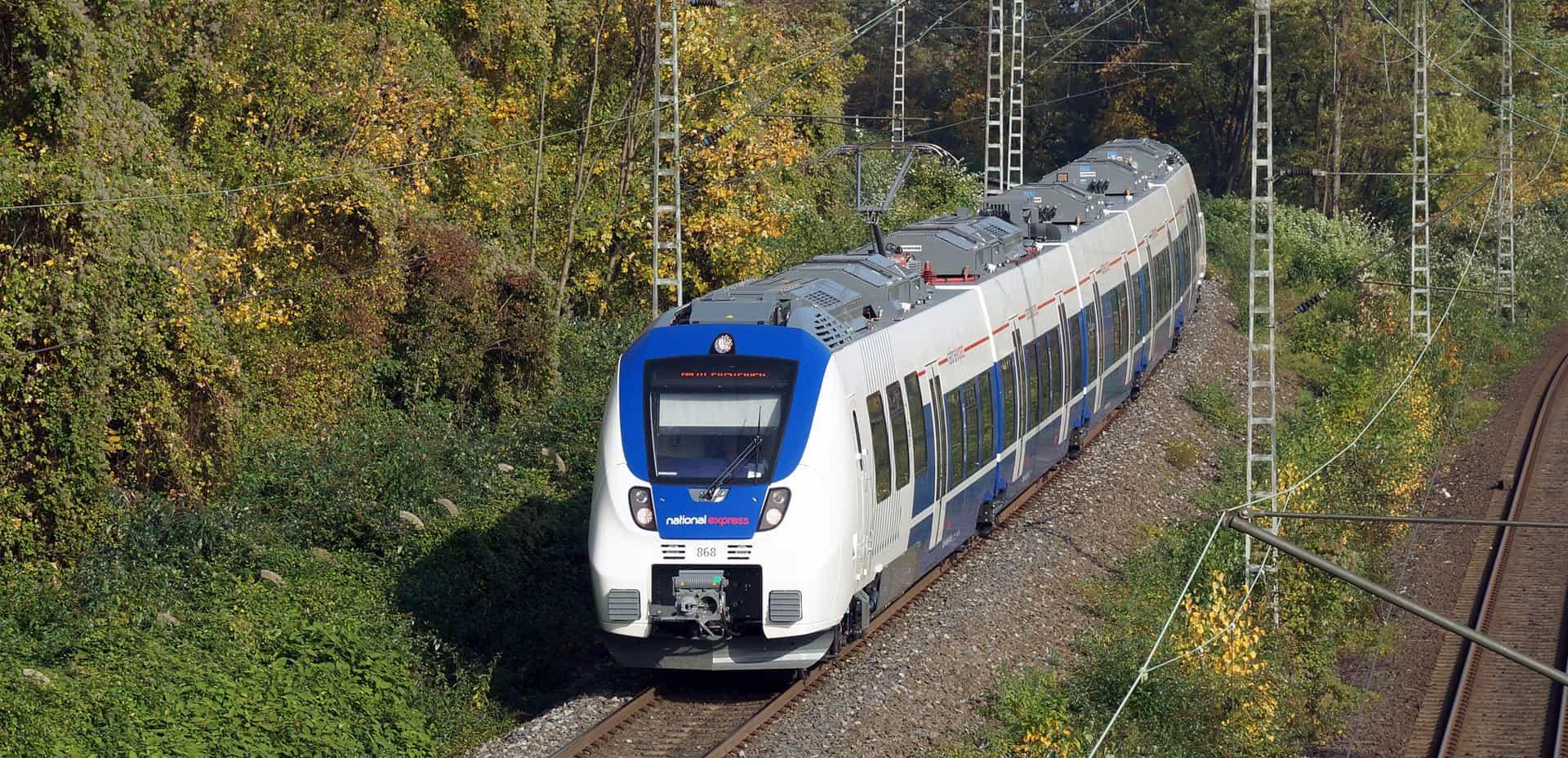 National Express Verspätung