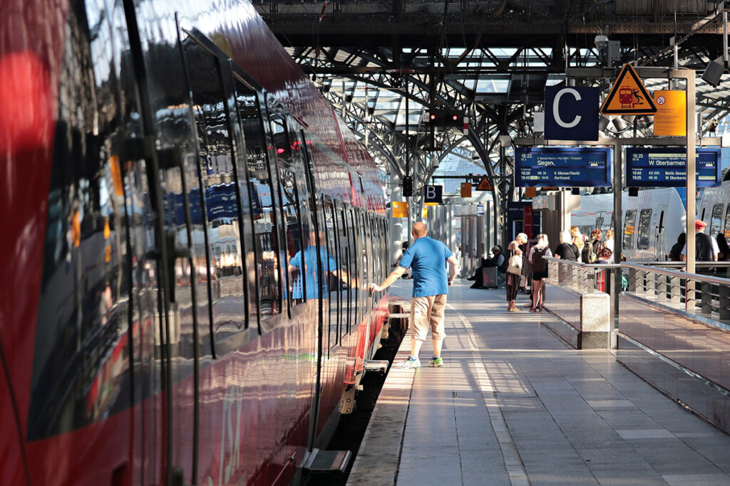 Bahn Erstattung Dienstreise