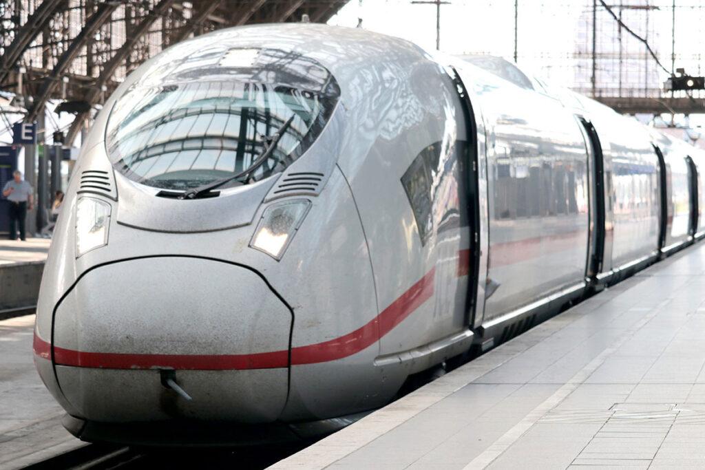 Bahn Zugbindung