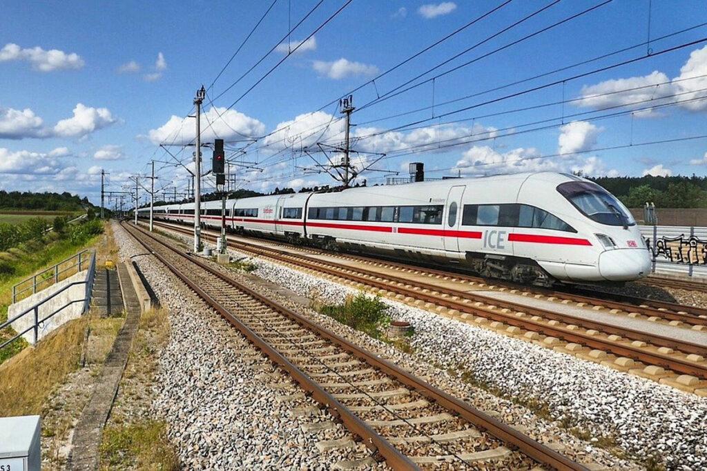 Deutsche Bahn Glyphosat