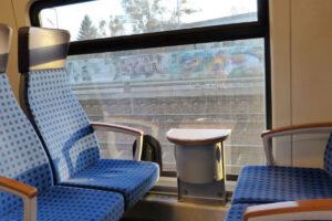 Bahn Sitzplatzreservierungen stornieren