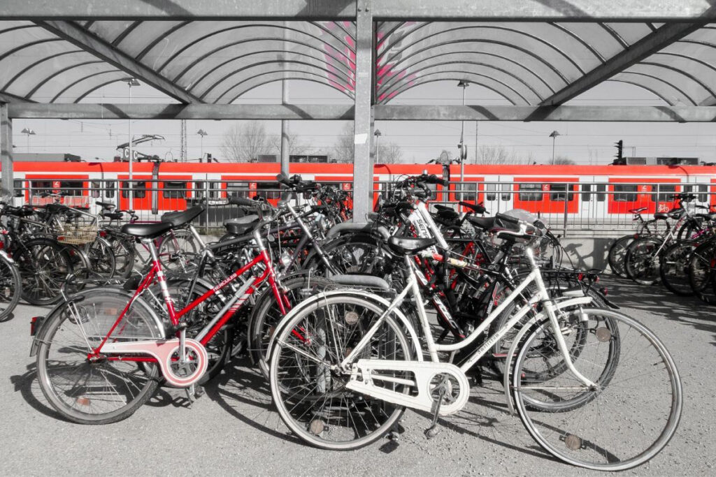 Fahrradmitnahme DB