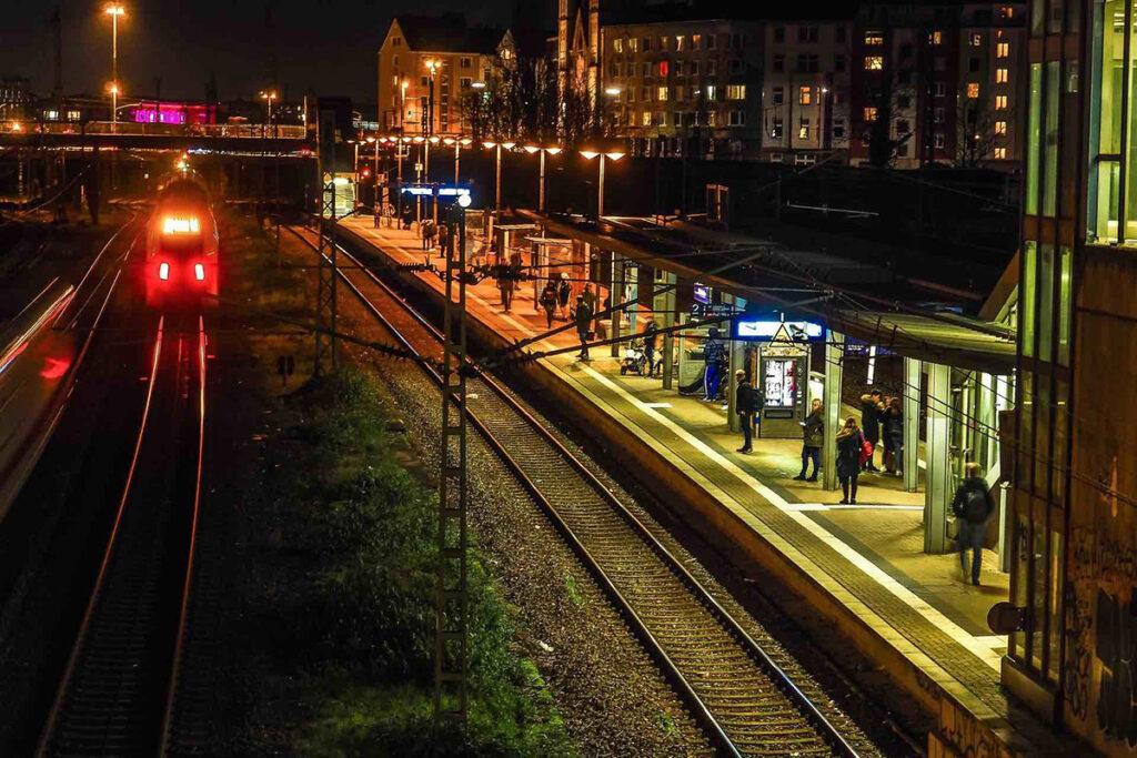 Reiseproviant Bahn