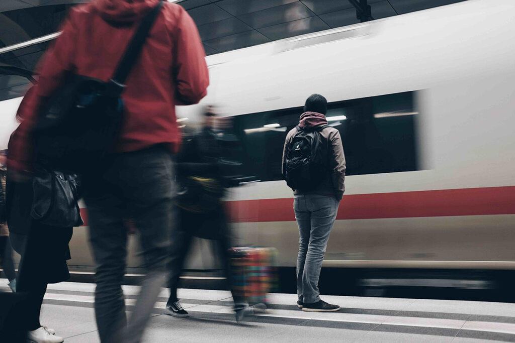 Spiele für 2 Zugfahrt