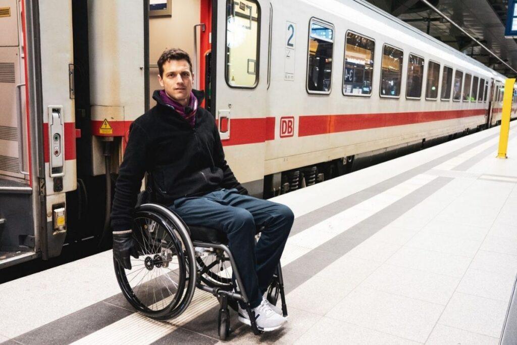 Barrierefreie Bahn Interview mit Kay Mcquarrie