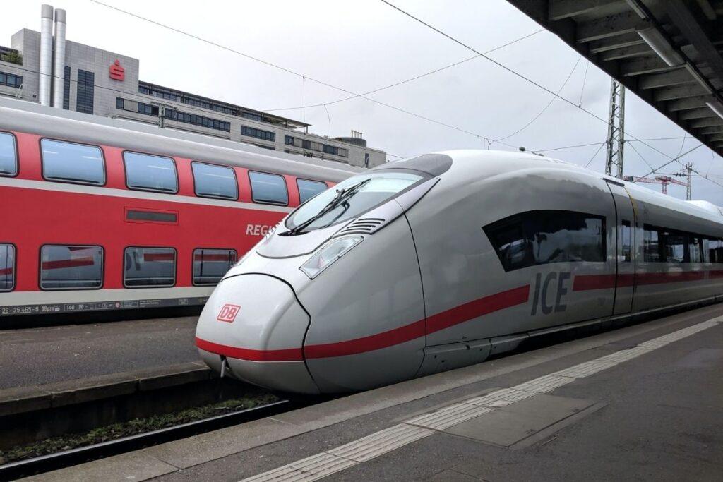Barrierefreies Reisen mit der Deutschen Bahn